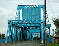 Jubilee Bridge, Connah's Quay
