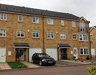 Residential building near Connah's Quay, Flintshire